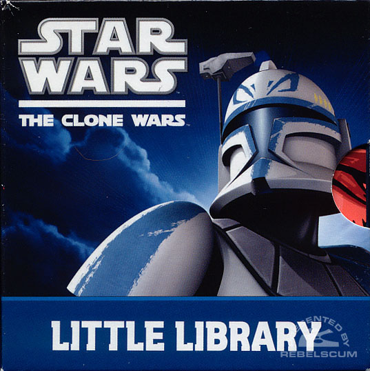 Star Wars: The Clone Wars – Little Library