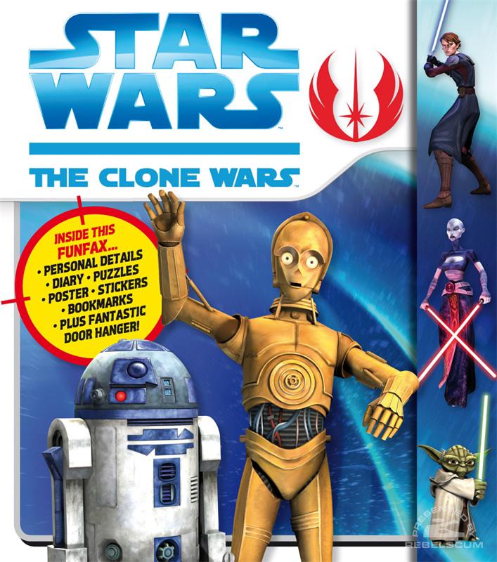 Star Wars: The Clone Wars Funfax