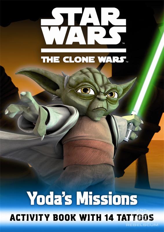 Star Wars: The Clone Wars – Yoda