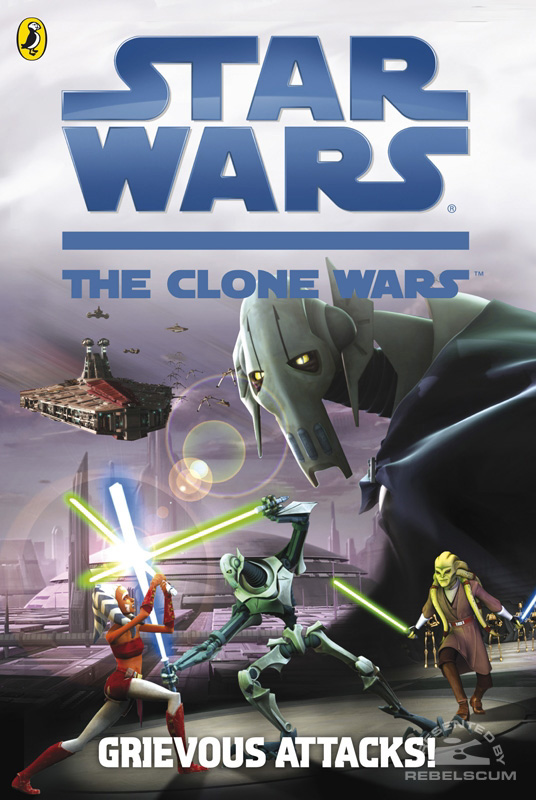 Star Wars: The Clone Wars – Grievous Attacks
