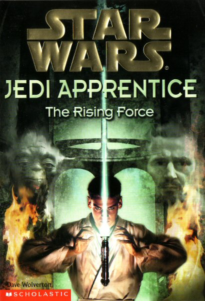 Star Wars: Jedi Apprentice #1 – The Rising Force