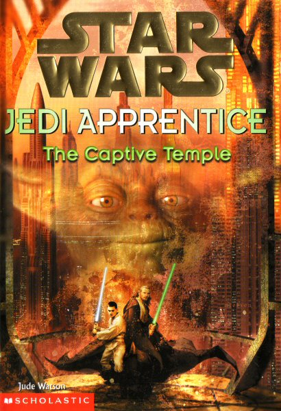 Star Wars: Jedi Apprentice #7 – The Captive Temple