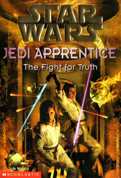 Star Wars: Jedi Apprentice #9 – The Fight for Truth