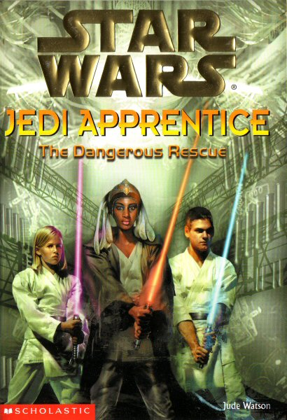 Star Wars: Jedi Apprentice #13 – The Dangerous Rescue
