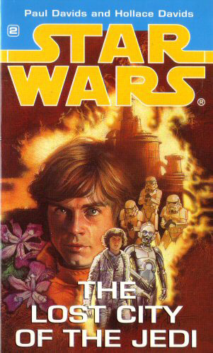 Star Wars: #2 The Lost City of the Jedi