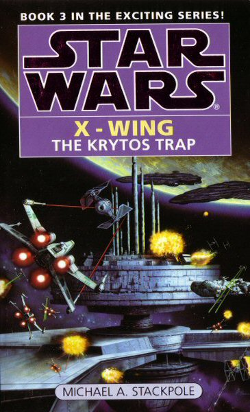 Star Wars: X-Wing – The Krytos Trap