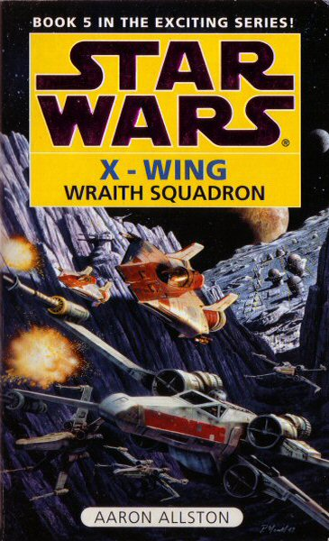 Star Wars: X-Wing – Wraith Squadron