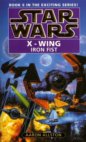 Star Wars: X-Wing – Iron Fist