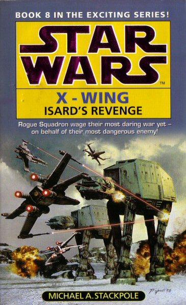 Star Wars: X-Wing – Isard's Revenge