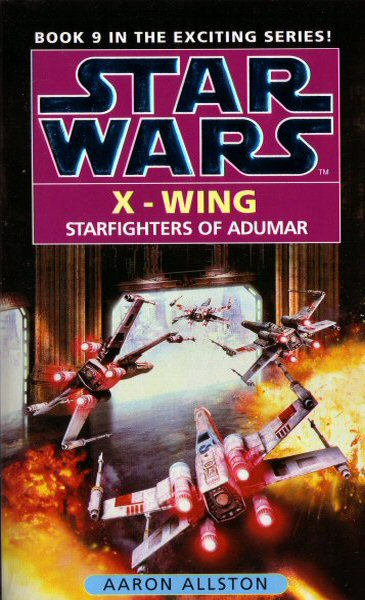 Star Wars: X-Wing – Starfighters of Adumar