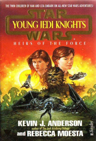 Star Wars: Young Jedi Knights #1 – Heirs to the Force
