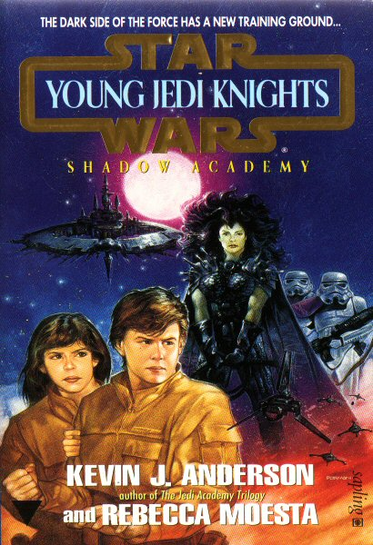 Star Wars: Young Jedi Knights #2 – Shadow Academy