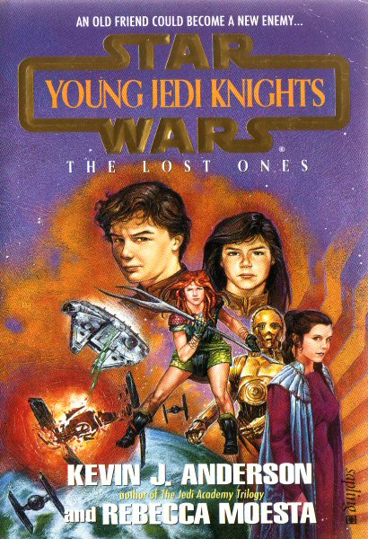 Star Wars: Young Jedi Knights #3 – The Lost Ones