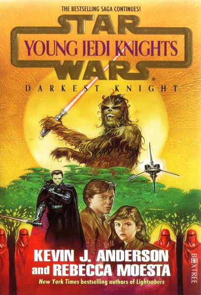 Star Wars: Young Jedi Knights #5 – Darkest Knight