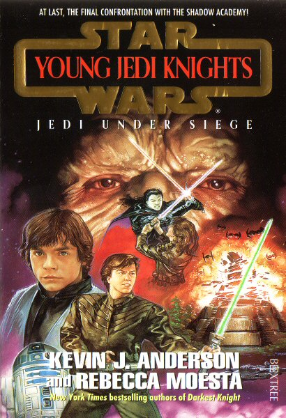 Star Wars: Young Jedi Knights #6 – Jedi Under Siege