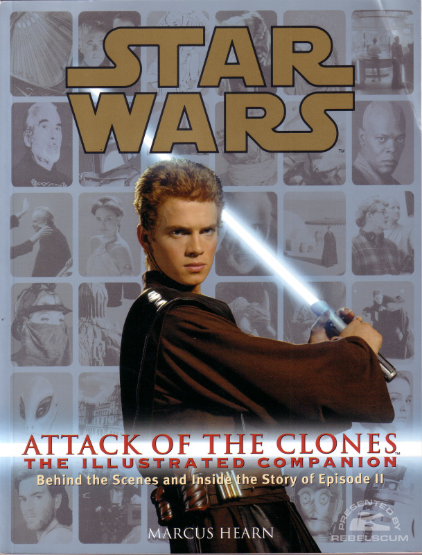 Star Wars: Attack of the Clones – The Illustrated Companion
