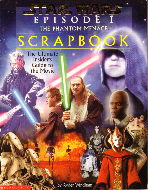 Star Wars: Episode I – The Phantom Menace Scrapbook