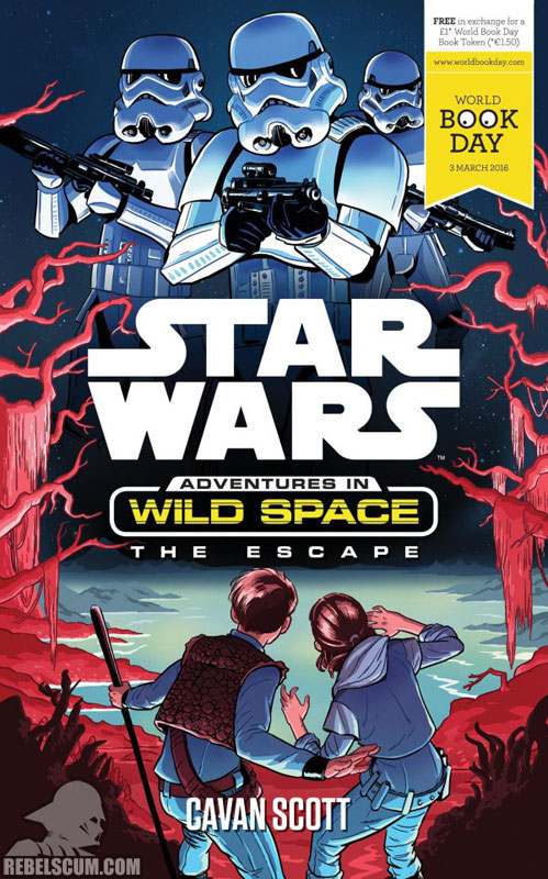 Star Wars: Adventures in Wild Space 0 – The Escape