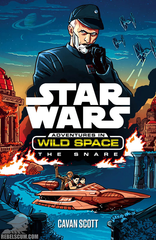 Star Wars: Adventures in Wild Space 1 – The Snare