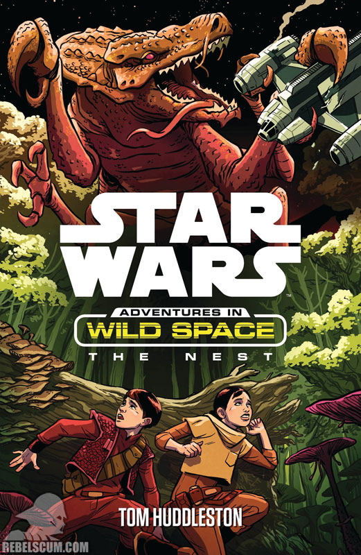 Star Wars: Adventures in Wild Space 2 – The Nest