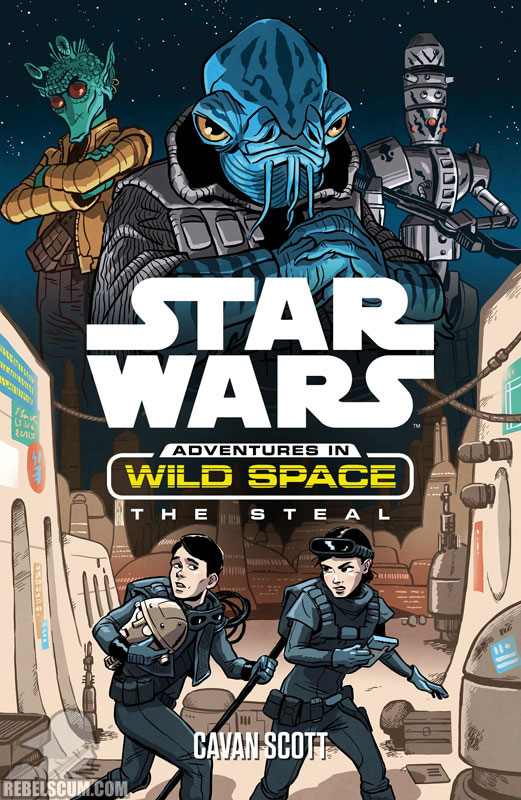 Star Wars: Adventures in Wild Space 3 – The Steal