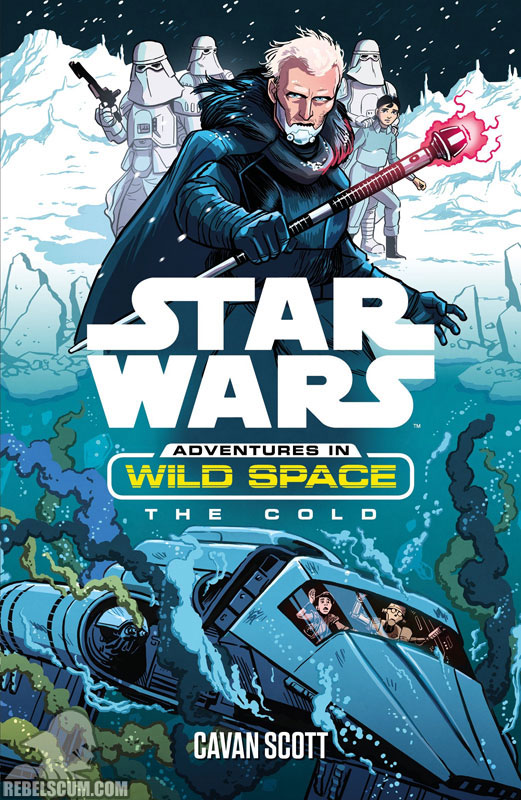 Star Wars: Adventures in Wild Space 5 – The Cold