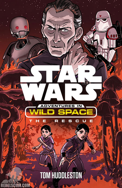 Star Wars: Adventures in Wild Space 6 – The Rescue