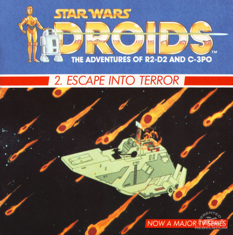 Star Wars: Droids – 2. Escape into Terror
