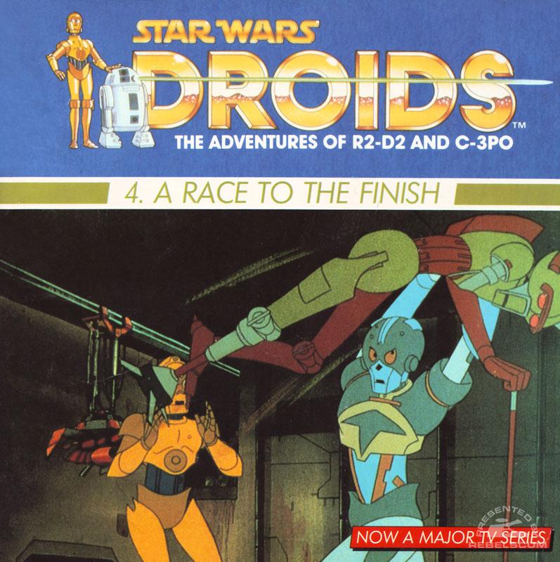 Star Wars: Droids – 4. A Race to The Finish