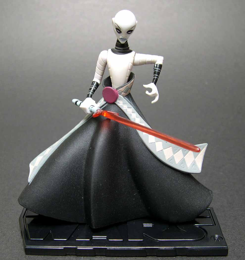 Clone Wars Animated Series Asajj Ventress