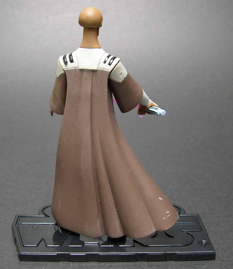 Clone Wars Animated Series MAce Windu