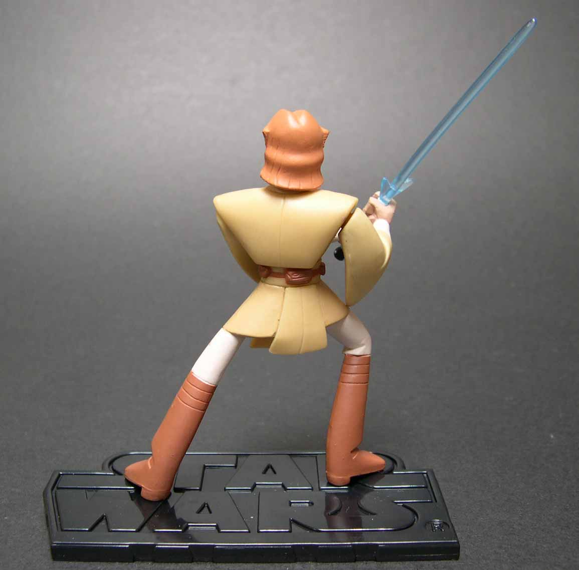 Clone Wars Animated Series Obi-Wan Kenobi