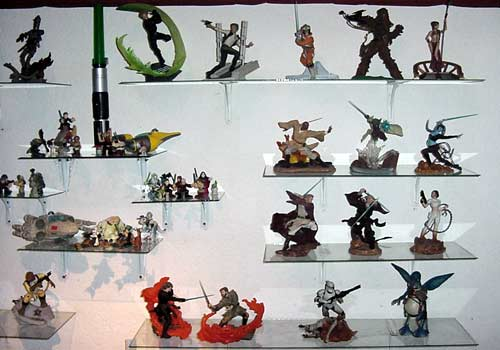 Rodrigo Buendia's Collection