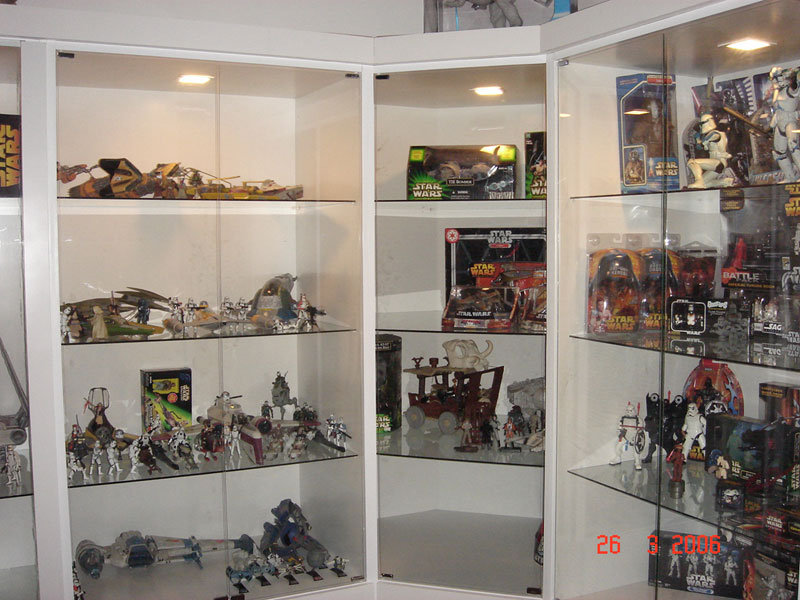 Ken Chong's Collection