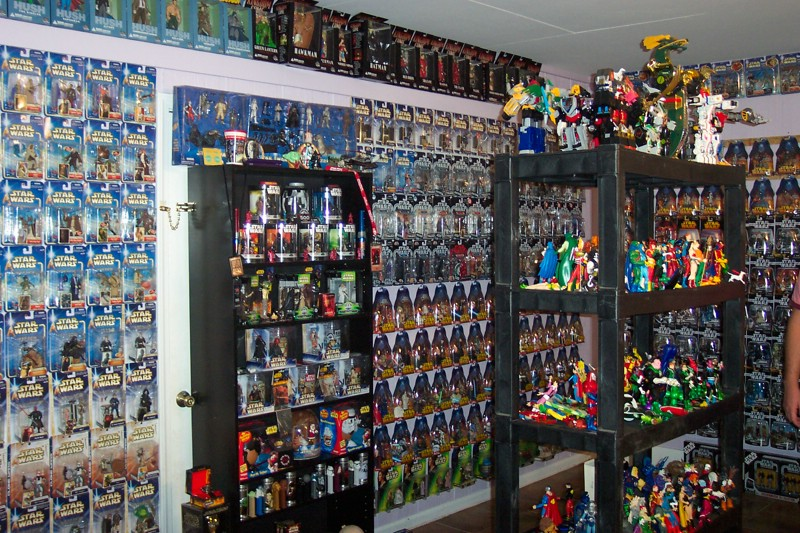 Chris Sanders's Collection