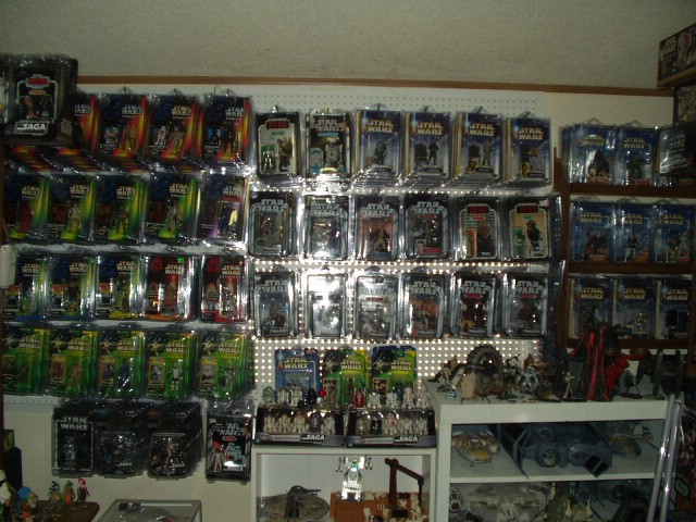 Troy Clarkson's Collection