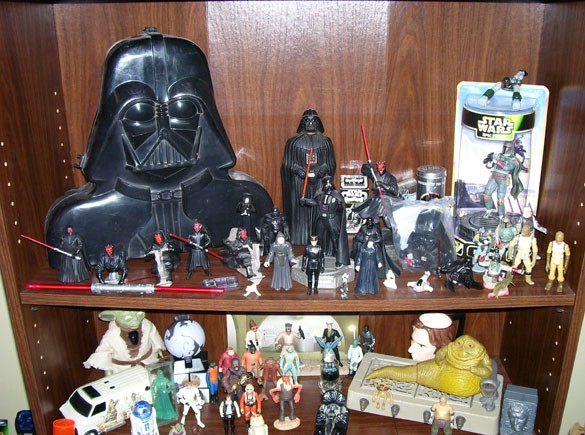Garrick Dean's Collection