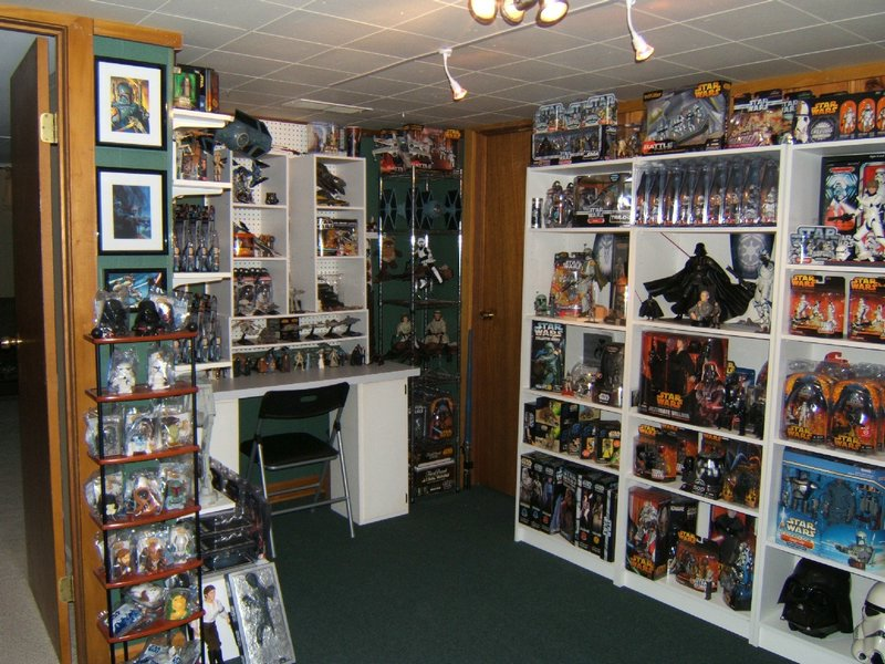 Garth Moore's Collection