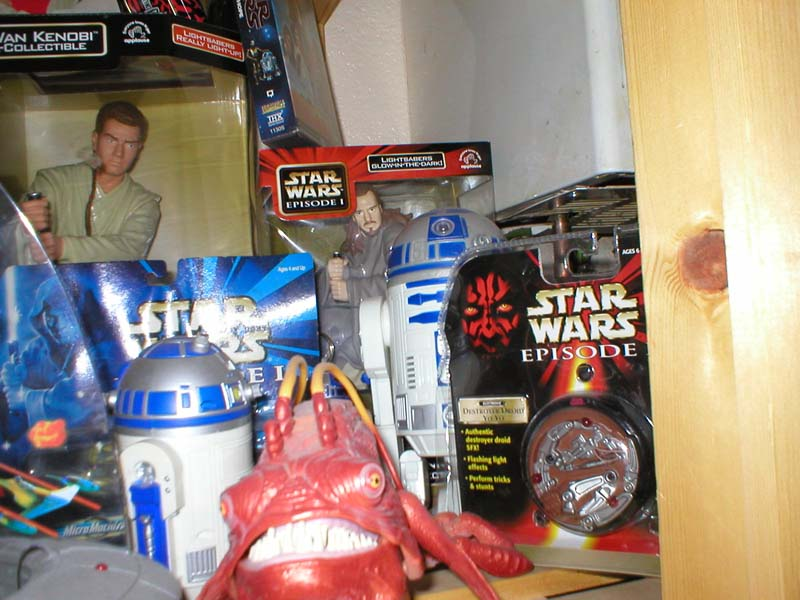 John Harvey's Collection