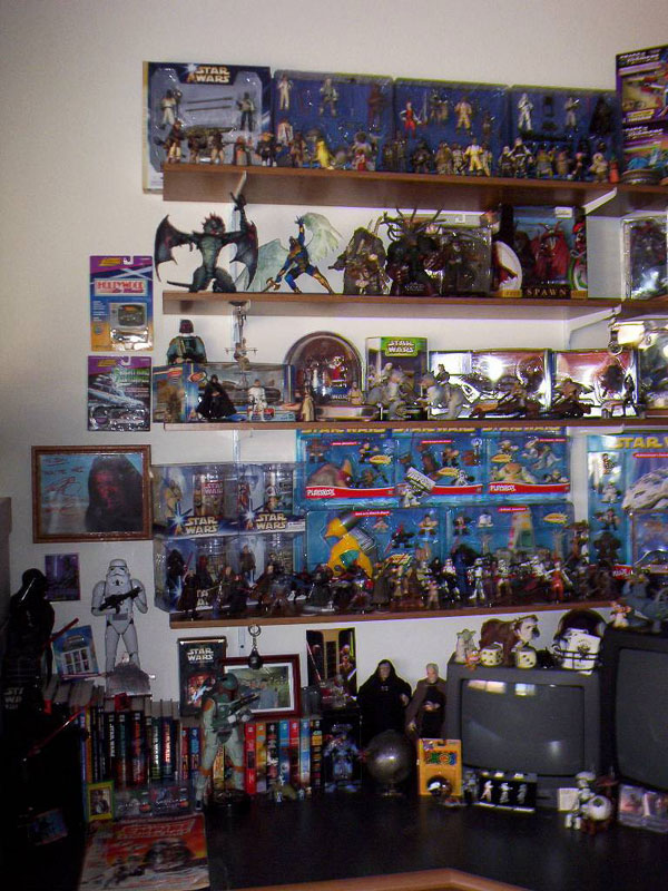 Jon Hinshaw's Collection