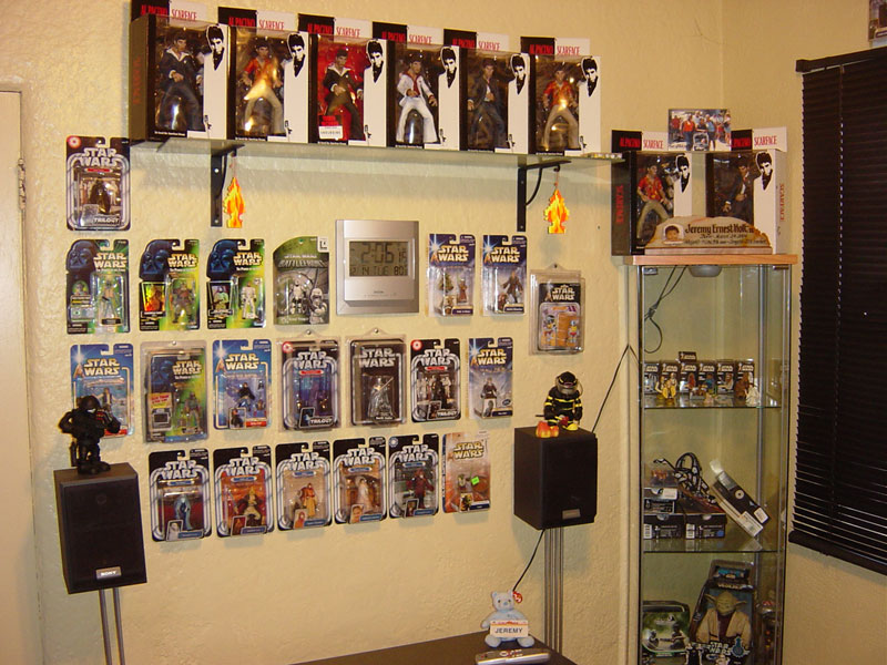 Jay Holt's Collection