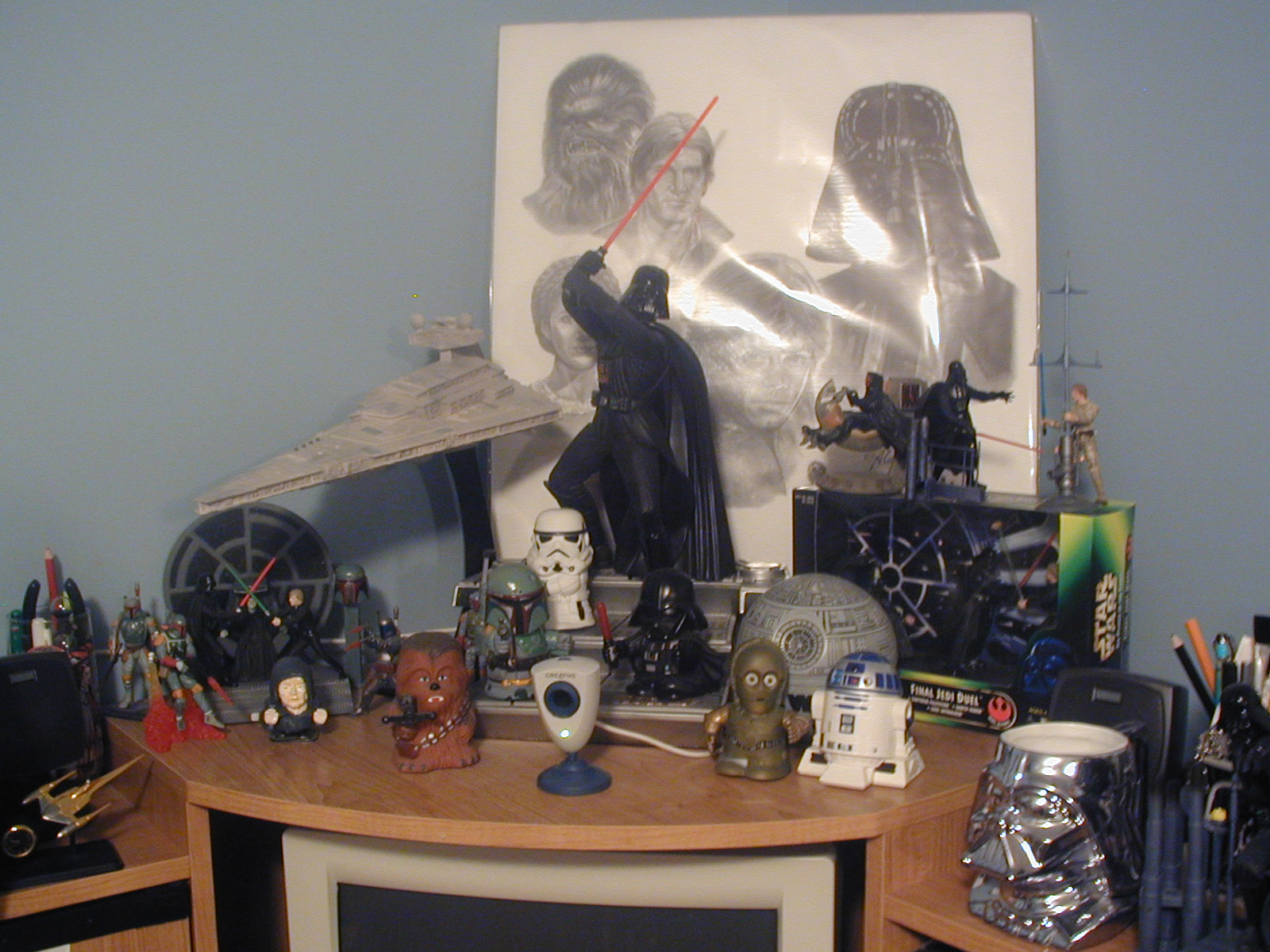 Wayne Humfleet's Collection