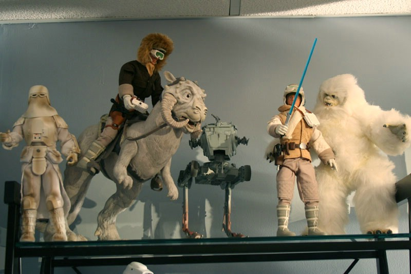 Michael Ireland's Collection