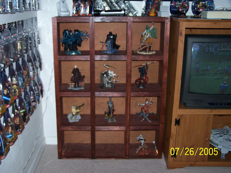 Kevin Jones's Collection