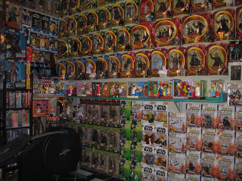Chip Kruger's Collection