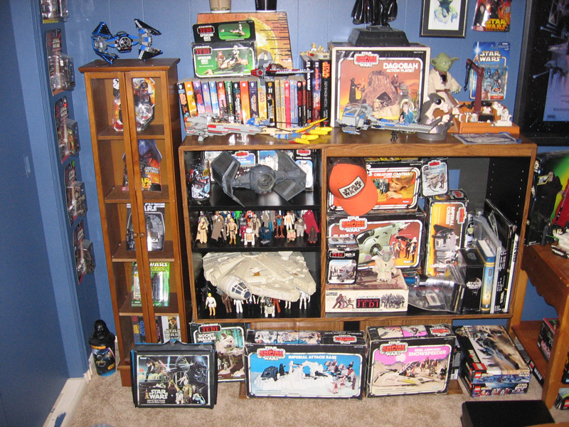 Clint Salisbury's Collection