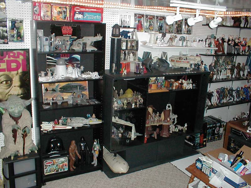 Todd Welch's Collection