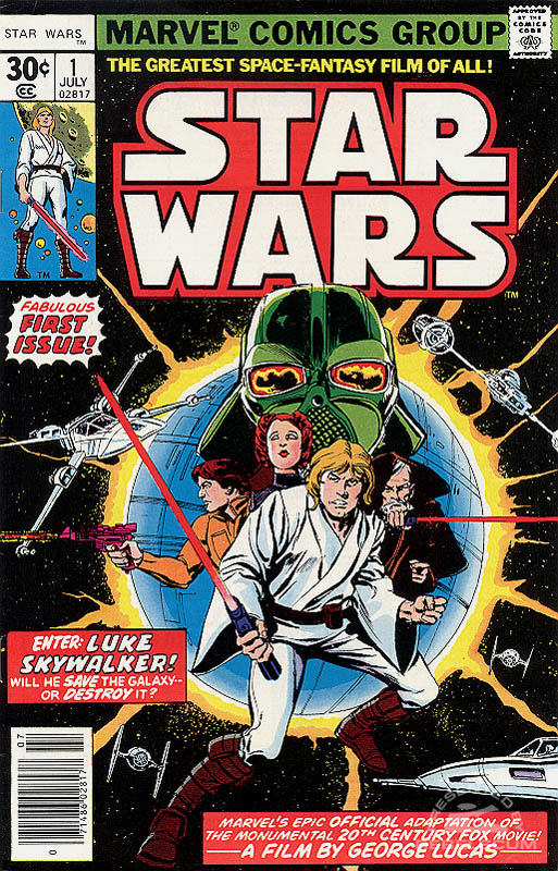 Star Wars (Marvel) #1