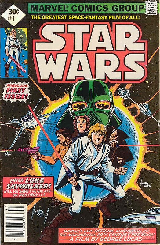 Star Wars (Marvel) #1