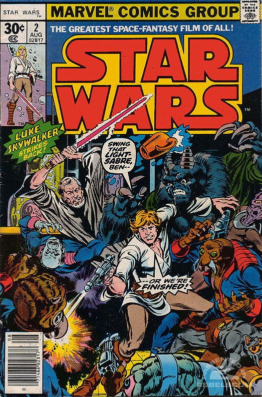 Star Wars (Marvel) #2
